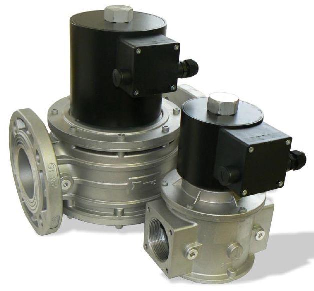 Plynové ventily automatické / Plynové ventily automatické