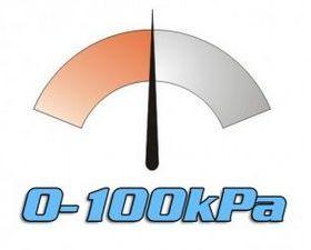Plynové ventily do 100kPa
