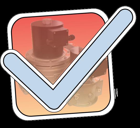 Plynové ventily - výhody